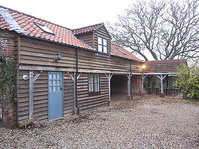 7 Night 2pm Sat 23/02/2018 Holiday Cottage Self Catering Norfolk Broads Norwich
