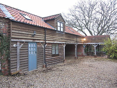 7 Night 2pm Sat 02/03/2018 Holiday Cottage Self Catering Norfolk Broads Norwich