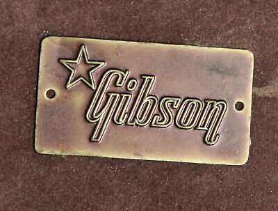Original 1950s/60s Gibson USA Brown 'Soft-Shell' Guitar Case (Project).