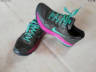 separation shoes 6eebd be2ea Baskets Nike Zoom Wildhorse 3GTX femme taille 38,5