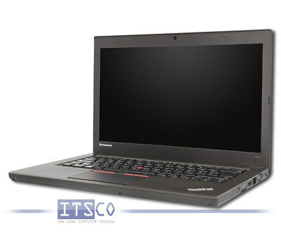 NOTEBOOK LENOVO THINKPAD T450 INTEL CORE i5-5300U 2x 2.3GHz 8GB RAM 256GB SSD