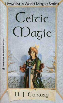 Celtic Magic by Deanna J. Conway 9780875421360 (Paperback, 1990)