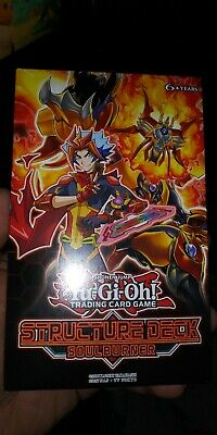 Yugioh Soulburner Structure Deck Ash Blossom In Stock Ready To Ship