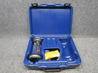 Bacharach Model Combustion Test Kit Gas Analyzer *Tested*