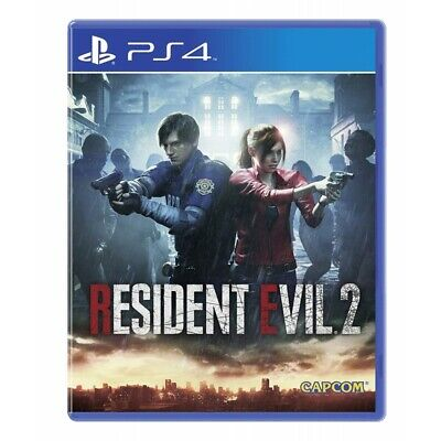 RESIDENT EVIL 2 per PS4 Playstation 4 italiano