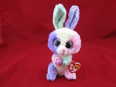 TY BEANIE BOOS Bunny Rabbit Bloom 6
