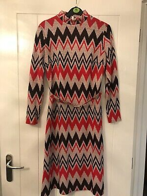 rare one off Horrockses 1960s/70s dress size 10/12