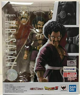 S.H.Figuarts Mr. Satan Dragon Ball Z Action Figure Bandai NEW Authentic In Stock