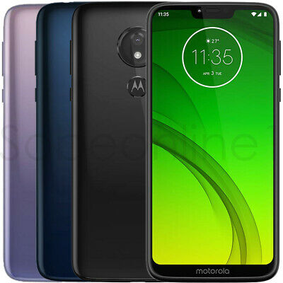 "Motorola Moto G7 POWER DUALSIM XT1955-4 64GB 4GB 6.2"" (FACTORY UNLOCKED) 5000mAh"
