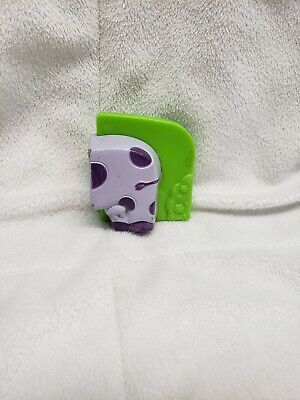 LeapFrog Fridge Farm COW Rear Magnetic Animal Back Right Replacement Piece