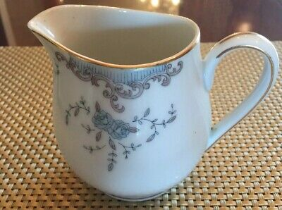 Imperial China Seville By W Dalton Creamer Blue Roses