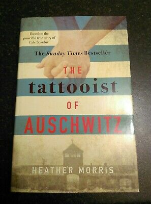 The Tattooist of Auschwitz by Heather Morris (Hardback), Fiction Books
