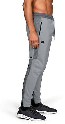 b8873cf75 MEN'S UNDER ARMOUR Unstoppable Swacket Pant Grey S M L zip pocket size RRP  £90