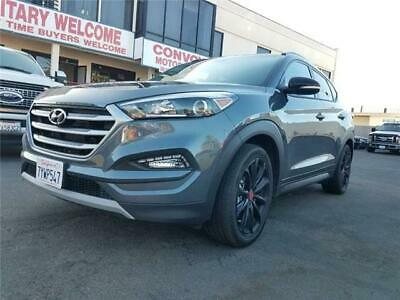 2017 Tucson Night 2017 Hyundai Tucson Night ONE OWNER IN MINT CONDITION FACTORY WARRANTY NR