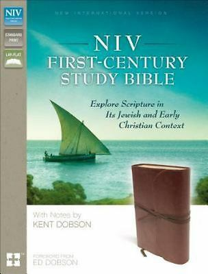 Cultural Background Study Bible : Experience Scripture Through the Eyes of a...