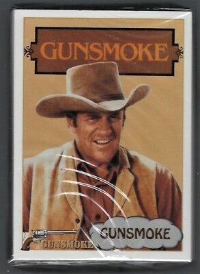 1993 Pacific Trading Cards Gunsmoke Complete Set Includes 9 Burt Reynolds Cards