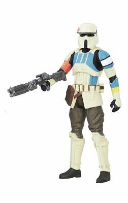 Scarif Shoretrooper Captian 2017 Figure Rogue One Star Wars ....LOOSE & COMPLETE