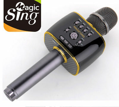 Magic Sing Bluetooth Karaoke Mic Speaker English Tagalog & more 2MON 220K songs