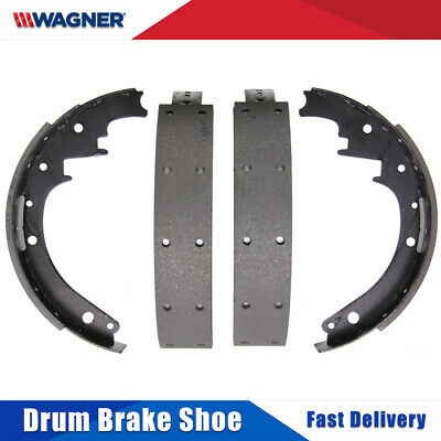 Drum Brake Shoe Rear,Front Wagner Z357AR