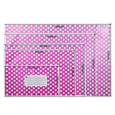 Purple Polka Dots  CHEAPEST STRONG MAILING POSTAGE BAGS TOP QUALITY