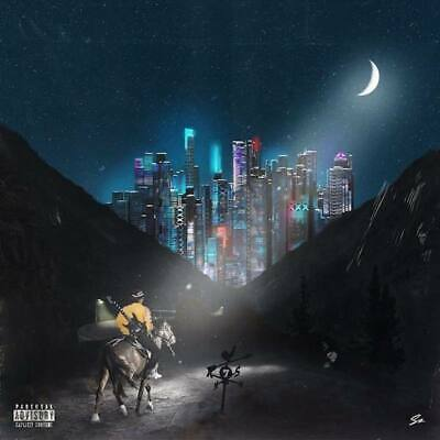 Lil Nas X – 7 Mix Cd (READ BEFORE YOU PURCHASE)