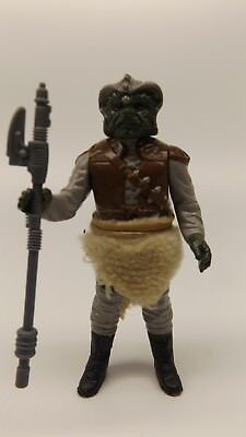 Star Wars Vintage Original Kenner ROTJ Klaatu Palace Guard Loose Complete
