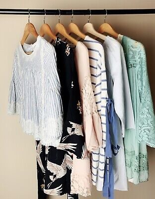 f79ea2df Free People Zara ASOS 7 Woman Tops in Bundle Size XS/S Great Condition
