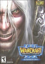 WarCraft III: The Frozen Throne CD-Key