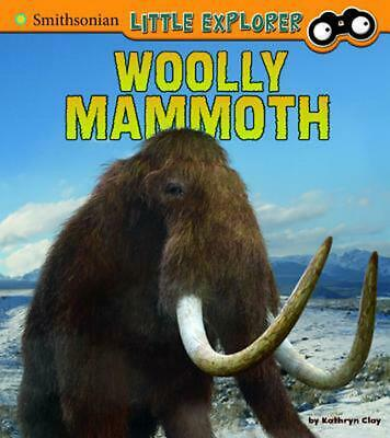 Woolly Mammoth by Kathryn Clay Hardcover Book Free Shipping!