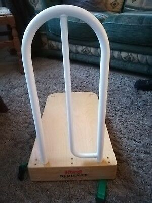 Lift Well Bed Leaver  Grab Support Side Handle Rail Mobility Aid Elderly