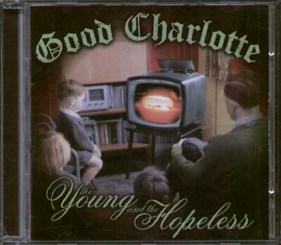 GOOD CHARLOTTE The Young And The Hopeless  CD 14 Track Album, 509-188 9