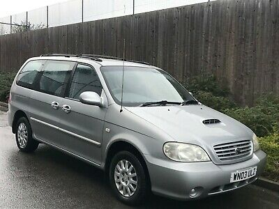 Kia Sedona 2.9 CRDi LX 5dr - 1 OWNER FROM NEW - FULL YEARS MOT