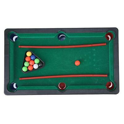 Table Top With Board Games Billiards Toys Mini Pool Table Game Set  JJ