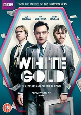 White Gold [DVD] [2017], DVD, New, FREE & Fast Delivery