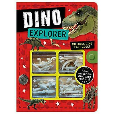 Creative Kits Dino Explorer by , NEW Book, FREE & Fast Delivery, (Paperback)