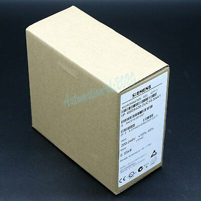 1Pcs New In Box Siemens Frequency converter 6SE6420-2UC15-5AA1 One year warranty