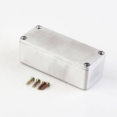1590A Style Aluminum Stomp Box Effects Pedal Enclosure FOR Guitar Hotsell BT