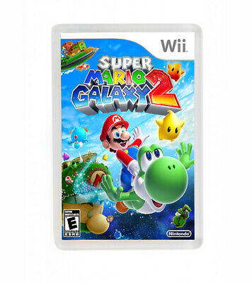 Super Mario Galaxy 2 Wii Nintendo Fridge Magnet Iman Nevera