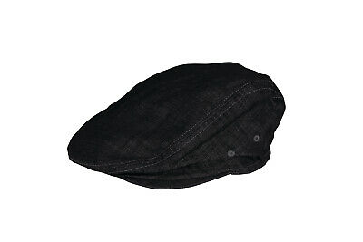 Men's Newsboy Gatsby Cap Ivy Hat Golf Driving Flat Cabbies Beret Hats Chef Work