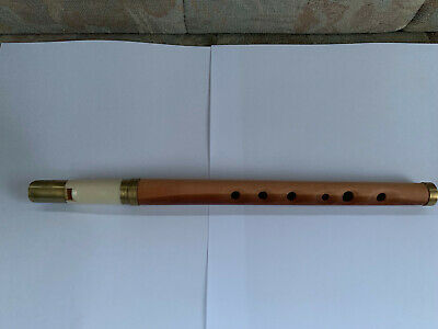 Thornton whistle high D - wood with delrine head - excellent condition