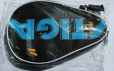 STIGA Table Tennis Racket Case / Bat Cover, Holds 1 bat / 3 balls, Melboure