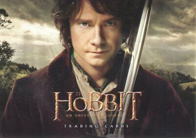 The Hobbit An Unexpected Journey Promo Card P1