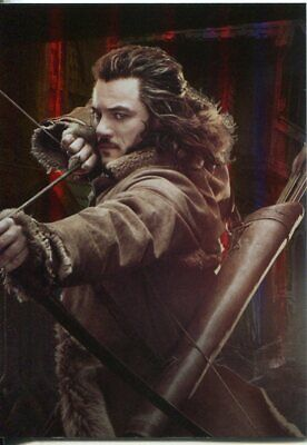 The Hobbit The Desolation Of Smaug Triptych Collage Card CP3