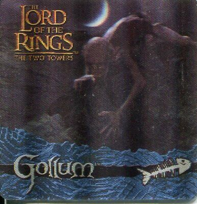 Lord Of The Rings TTT Action Flipz Lenticular Tin Exclusive Card CiT2