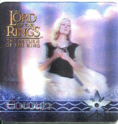 Lord Of The Rings ROTK Action Flipz Lenticular Promo Card P2