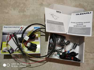 New Oem Genuine Subaru Sewaya2100 Front Parking Sensor System