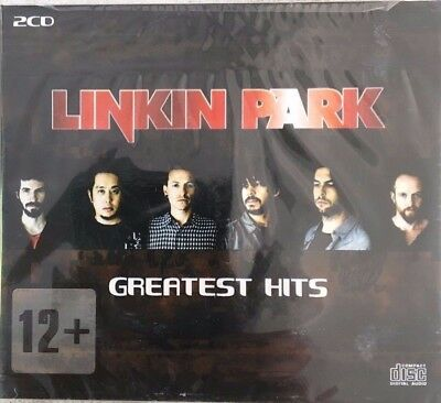 "Linkin Park ""greatest Hits"" Edition 2Cd's Neuve Sous Cellophane !"