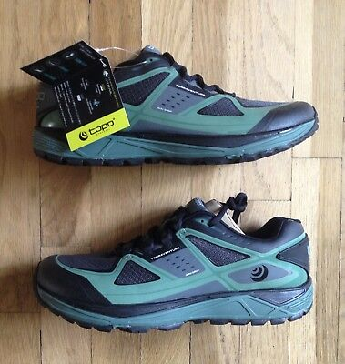 2384a48852264 TOPO ATHLETIC MENS Terraventure Running Shoes M018 Charcoal Green ...