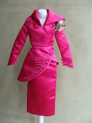 """Ashton Drake_Gene Doll_Outfit """"Everything Coming Up Roses""""_skirt and jacket_2001"""