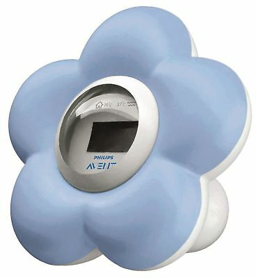 Avent BLUE BATH/ROOM THERMOMETER Baby Safety Thermometers BN